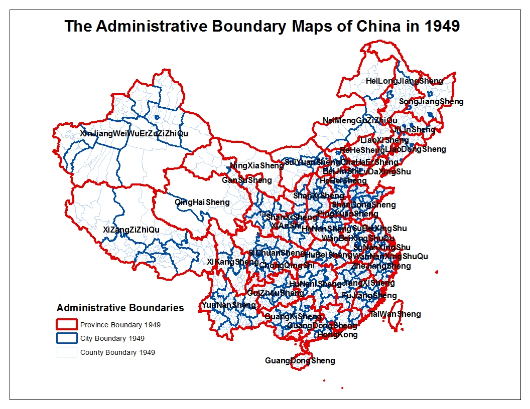 china road map in english China Data Institute china road map in english
